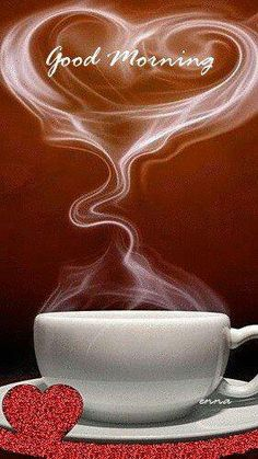 "Morning Coffee(^.^) Thanks, Pinterest Pinners, for stopping by, viewing, re-pinning, & following my boards. Have a beautiful day! and ""Feel free to share on Pinterest..^..^ #coffee"
