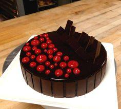 Chocolate Entremet!!!!!