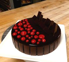 Entremet au Chocolat...