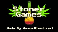 Would you play this weed inspired video game? #StonedTube