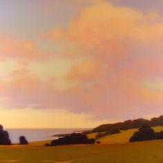 """""""Coastal Skies"""" by Brian Blood"""