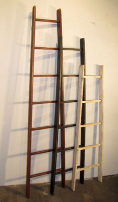 Need for my ladder quilt rack! Rustic Orchard Ladder 7 Rung  73 Tall  Color by WillowIslandPrim, $64.99
