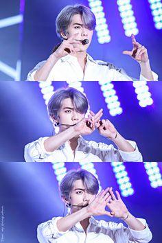 the classic one and only EXO quote 2ne1, K Pop, Got7, Exo Music, Chanyeol Baekhyun, Exo Songs, Memes, Kim Minseok, Exo Korean