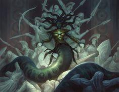 Hythonia, the Cruel, an art print by Chris Rahn - INPRNT