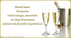 felicitari cu ziua de nastere pentru nasu Nasul meu iti dorim viata lunga, sanatate si clipe frumoase alaturi de familie si prieteni. Cu drag Nasu, Flute, Champagne, Happy Birthday, Tableware, Quotes, Photography, Birthday, Happy Brithday