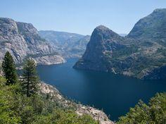 Hetch Hetchy Reservoir, Yosemite - blog post