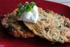 Matzah Scallion Pancakes- Jewish meets Chinese recipe for Passover!
