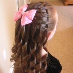 119 Best Hairstyles Images Braid Hair Hairstyle Ideas Kid Hairstyles