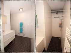 Bathroom #loft #NLRTM #SHK450