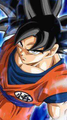 Migate no Gokui (Ultra Instinct Goku)