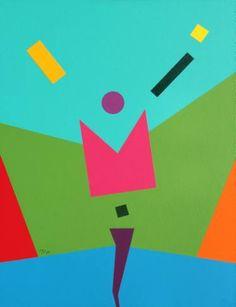 """Igor Pose """"Equilibre"""". 2016"""
