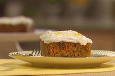 Carrot Cake - cook yourself skinny