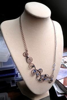 Magic Dust Necklace by Danagonia, via Flickr