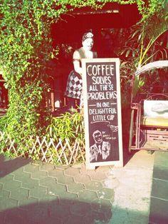 Java Dancer Coffee di Malang, Jawa Timur