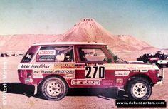 Vitorio Mariano, Dakar 82