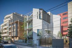 Gallery - Urban Eco House / Tecon Architects - 5