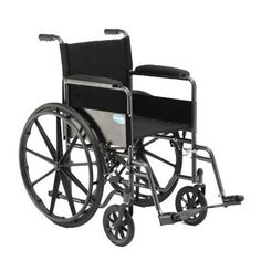Veranda Wheelchair  Removable Desk Arms 18 Swingaway Footrests -- Click the VISIT button to find out more