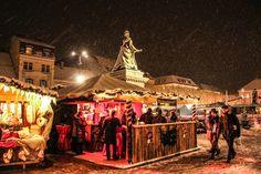 Es schneit in Kärnten! Klagenfurt, Carinthia, Fair Grounds, Travel, Lugares, Viajes, Traveling, Trips, Tourism