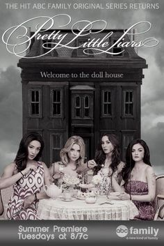 The Best PLL Fan Art