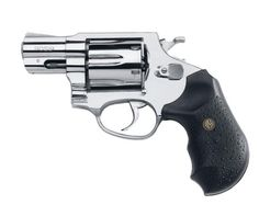 """Rossi R35202 Revolver 38 Special 2"""" 5rd Black Rubber Grip Stainless Steel"""