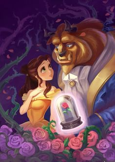 Beauty and The Beast by amg192003 on DeviantArt
