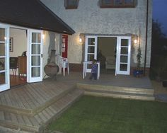 deck ideas pictures | Berden Decking Picture 08 width=