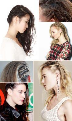 Outstanding 19 Cute Braids For Short Hair You Will Love Braids For Short Short Hairstyles Gunalazisus