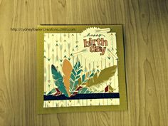 Free to Be Me paper pack - Get your pack in May for $5 with a $50 purchase.  http://cydneyfowlercreations.ctmh.com
