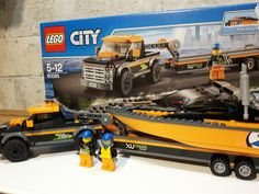 Boat and trailer 60085 2015