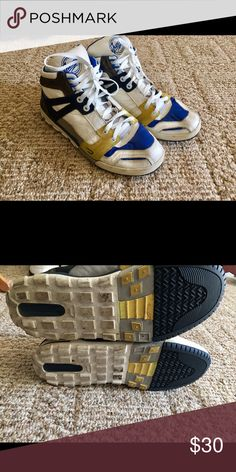 Diesel men's sneakers size 10.5 Diesel men's sneakers size 10.5 . Has some wear. Diesel Shoes Athletic Shoes