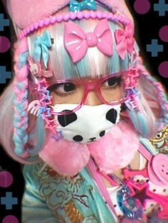 decora in pink