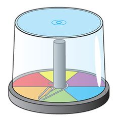 Recycle plastic CD cases into spinners! Trace a CD on poster board; then cut out the circle and decorate it for the desired activity. Cut a hole in the circle to fit over the center tube in the case. Then slide it over the tube along with a jumbo paper clip to use as a spinner. To protect the spinner while in storage, fit the plastic cover over the case! - See more at: http://www.theeducationcenter.com/editorial_content/its-a-spinner#sthash.0stueYJY.dpuf