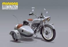 Geronimo Geronimo, Motorcycle Bike, Animation, Vehicles, Inspiration, Transportation, Biblical Inspiration, Car, Animation Movies
