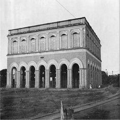 Reservatório de Águas. Manaus. Álbum do Amazonas 1901-1902.