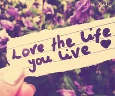 Love yourself and your life❤     We Heart It   life, love, and live
