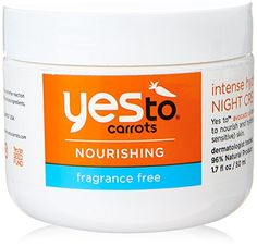 ... FULL ARTICLE @ http://www.sheamoistureproducts.com/store/yes-to-carrots-fragrance-free-intense-hydration-night-cream-1-7-fluid-ounce/?a=0081