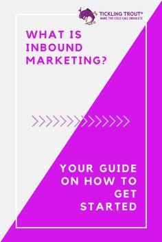 What is inbound marketing-