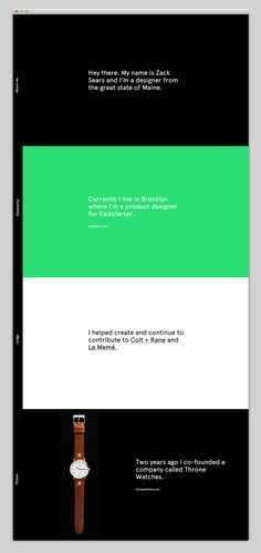 Websites We Love — Showcasing The Best in Web Design in Websites We Love