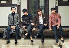 [Update] Yonghwa - 2017 Season Greetings  Cr. 韩国风向 #Yonghwa #JungYongHwa #CNBLUE #Boice