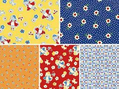 Riley Blake - Toy Chest 2 Cotton Fabric bundle of 9 designs from Penny Rose Studios