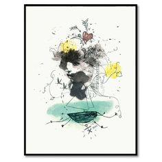 Bob Noon Illustration Stay