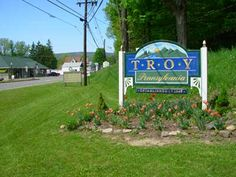 Welcome to Troy, Pa. Home for awhile!