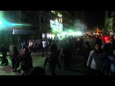 ثوارالرمل ينتفضون بجوار قسم رمل ثان استعداد25يناير