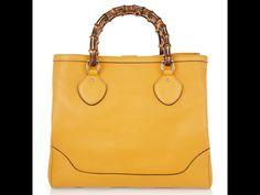 Tendencias de bolsos clasicos de primavera verano 2013: Diana de Gucci