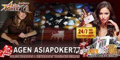 Joinbet188.biz merupakan Agen Asiapoker77 yang memberikan kemudahan dan kenyamanan dalam transaksi bermain Poker Online disitus judi poker Asiapoker77. Sebagai Agen Poker Online Terpercaya, Joinbet188 selalu hadir untuk memberikan support dan pelayanan selama 24 jam sehari selama 7 hari. http://www.joinbet188.biz/asiapoker77/
