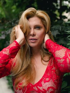 Candis Cayne ruled the New York club scene before moving to Hollywood, where she became one of the first transgender actresses to appear on network TV. (Photo: Alexi Hobbs for The New York Times)