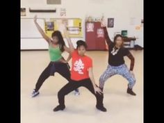 "#NaeNae / Yeet Official Dance **VINES COMPILATION** Pt. 1 - ""Shabooyah!""..."