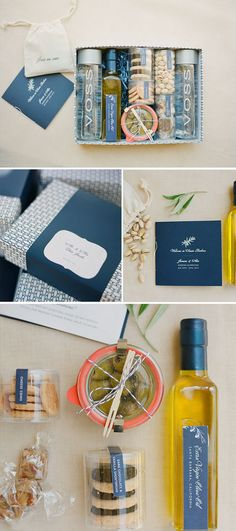 The art of welcome gifting: a fabulous step-by-step guide to welcoming your guests in style by @Jenna Lam featuring Smock's Oxford gift boxes!