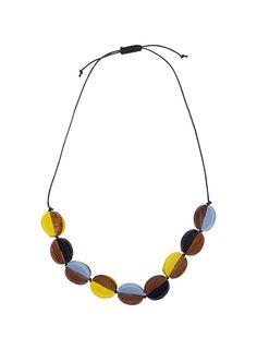 Jakso necklace at Marimekko