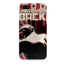Bane - I have your back - Apple I phone 4 & 4S case (Offically Licensed)